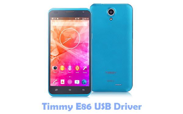 Download Timmy E86 Firmware