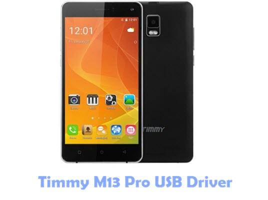 Download Timmy M13 Pro USB Driver