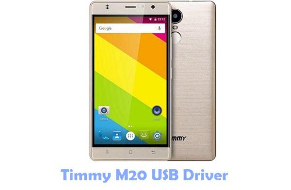 Timmy M20 USB Driver