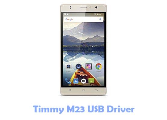 Timmy M23 USB Driver