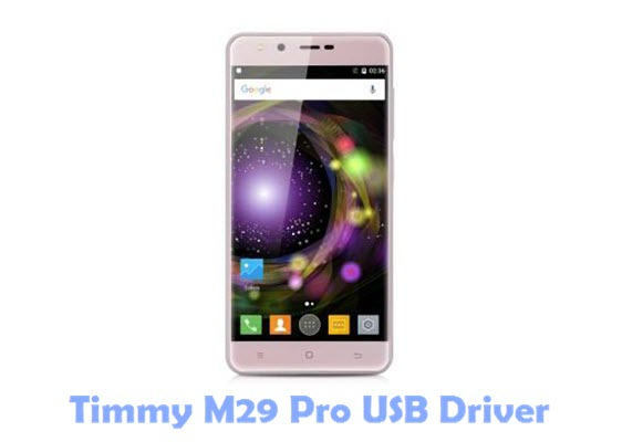 Download Timmy M29 Pro Firmware