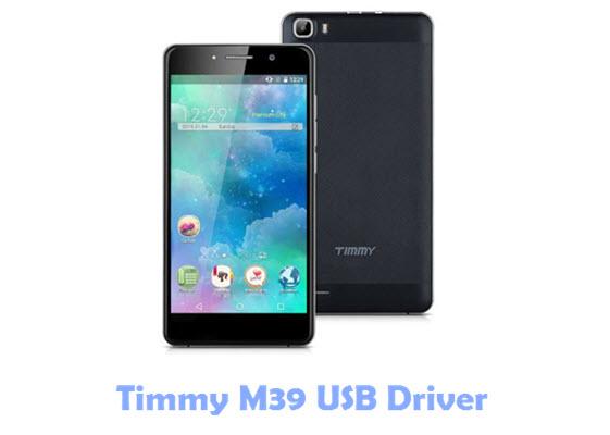 Download Timmy M39 USB Driver