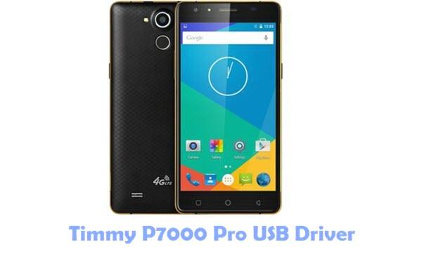 Timmy P7000 Pro USB Driver