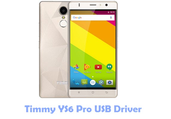 Download Timmy YS6 Pro USB Driver