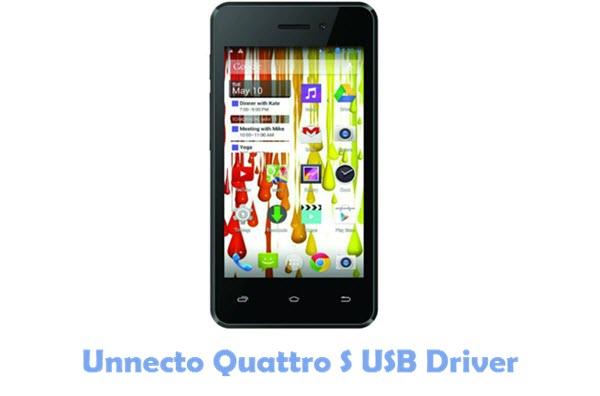 Unnecto Quattro S USB Driver