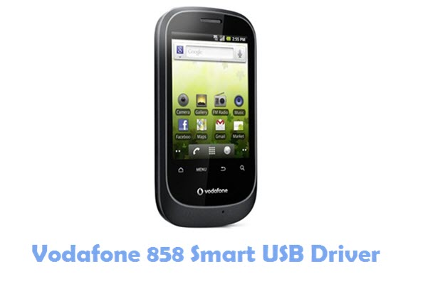 Vodafone 858 Smart USB Driver