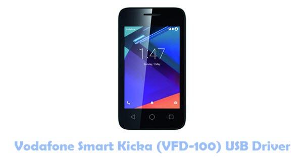 Vodafone Smart Kicka (VFD-100) USB Driver