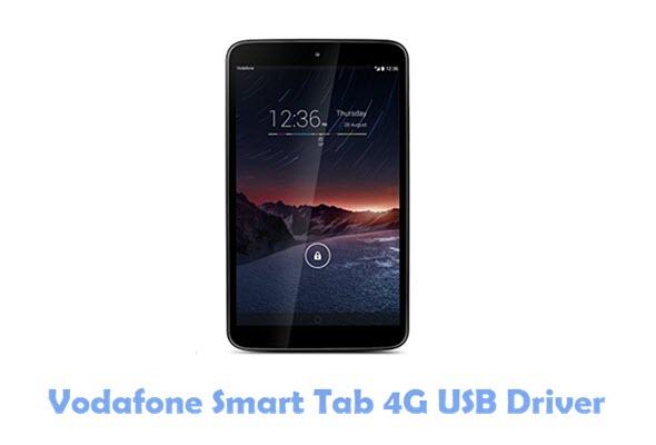 Vodafone Smart Tab 4G USB Driver