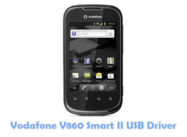Vodafone V860 Smart II USB Driver