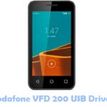 Download Vodafone VFD 200 USB Driver