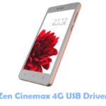 Download Zen Cinemax 4G Firmware