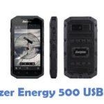 Energizer Energy 500 USB Driver