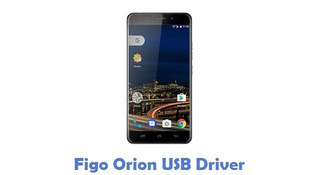 Figo Orion USB Driver