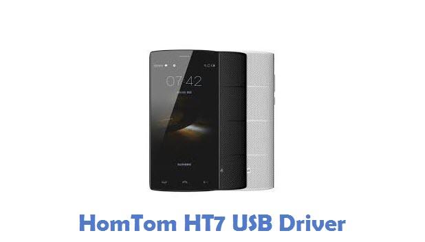 HomTom HT7 USB Driver