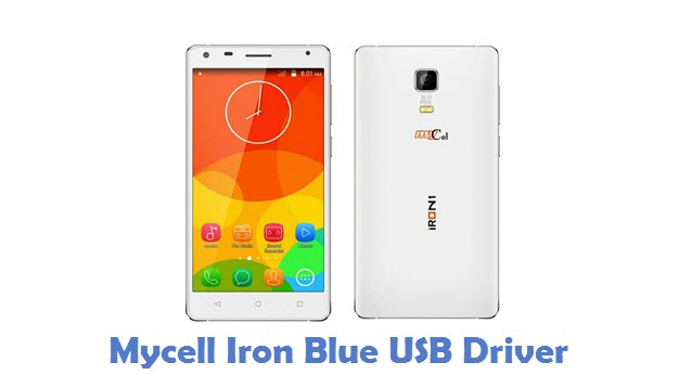 Mycell Iron Blue USB Driver