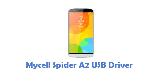Mycell Spider A2 USB Driver