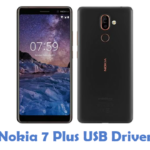 Nokia 7 Plus USB Driver
