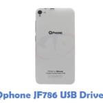 Qphone JF786 USB Driver