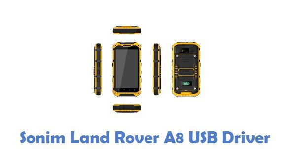 Sonim Land Rover A8 USB Driver