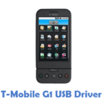 T-Mobile G1 USB Driver