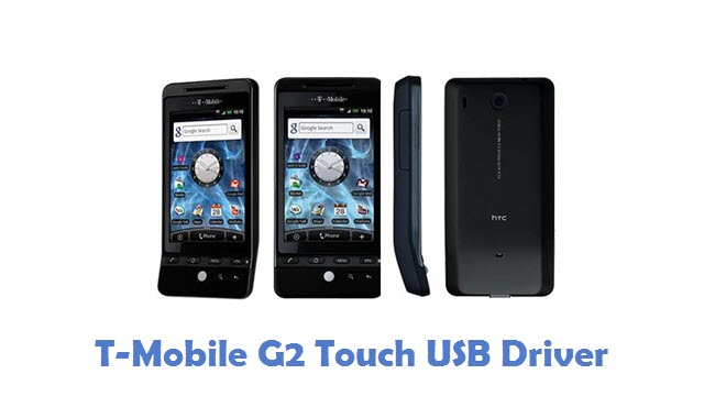 T-Mobile G2 Touch USB Driver