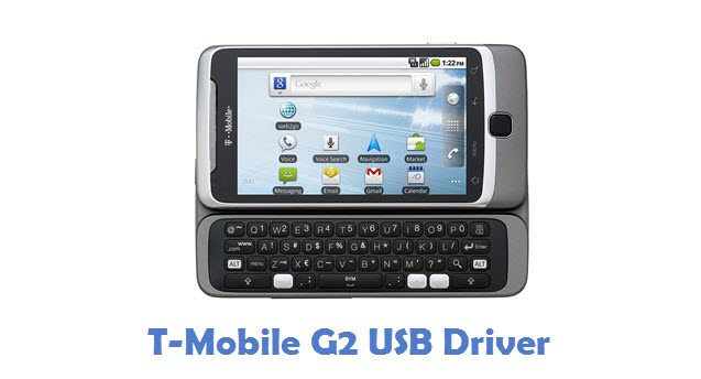 T-Mobile G2 USB Driver