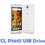 TCL P561U USB Driver