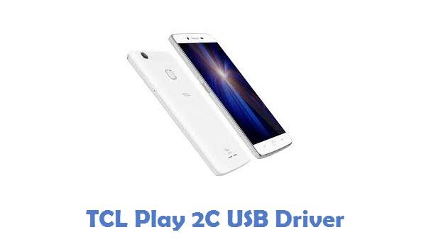 TCL Play 2C USB Driver