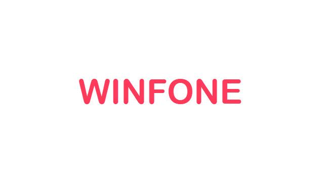 Winfone USB Drivers