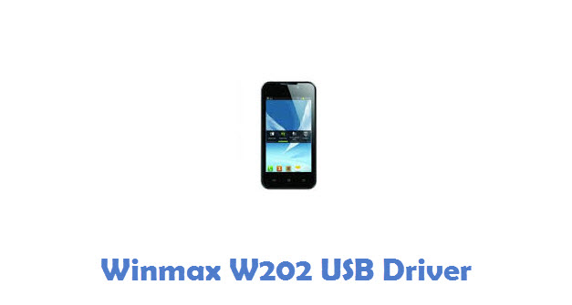 Winmax W202 USB Driver