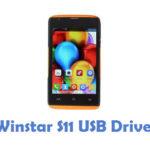 Winstar S11 USB Driver