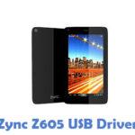 Zync Z605 USB Driver