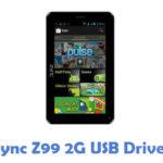 Zync Z99 2G USB Driver