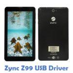 Zync Z99 USB Driver