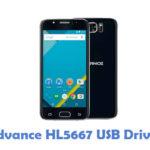 Advance HL5667 USB Driver