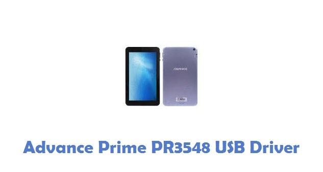 Advance Prime PR3548 USB Driver