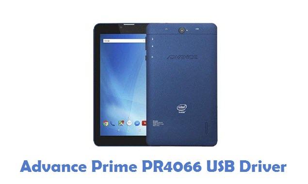 Advance Prime PR4066 USB Driver