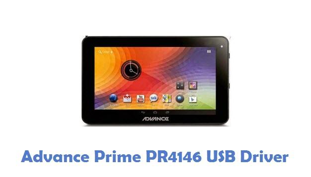 Advance Prime PR4146 USB Driver