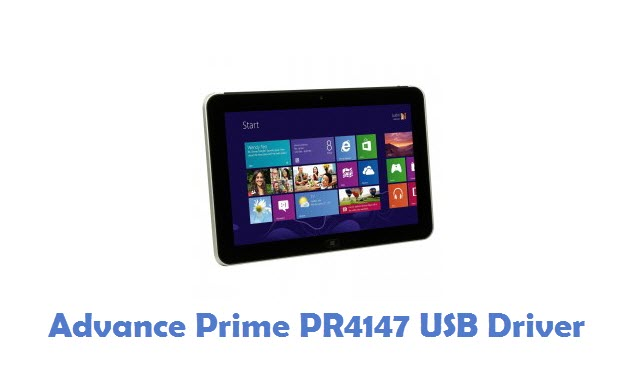 Advance Prime PR4147 USB Driver