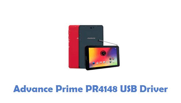 Advance Prime PR4148 USB Driver