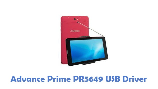 Advance Prime PR5649 USB Driver