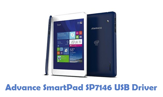 Advance SmartPad SP7146 USB Driver