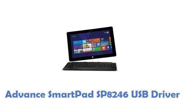 Advance SmartPad SP8246 USB Driver