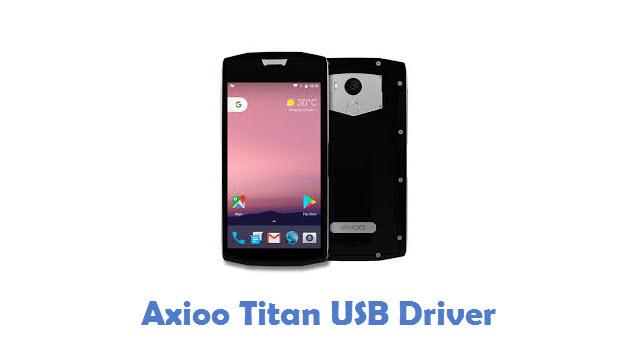 Axioo Titan USB Driver