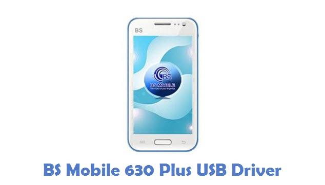 BS Mobile 630 Plus USB Driver
