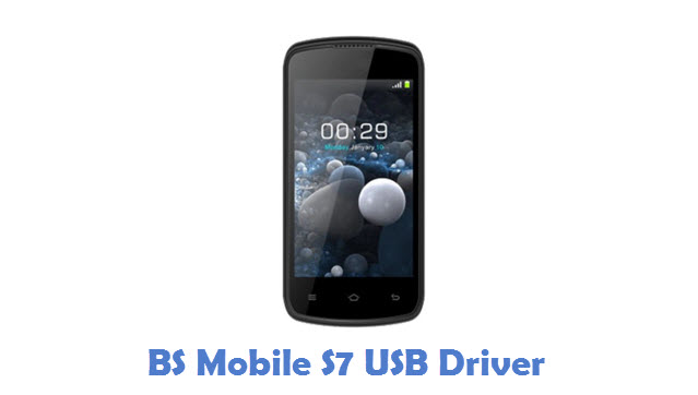 BS Mobile S7 USB Driver