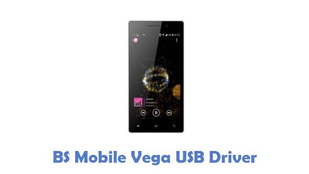 BS Mobile Vega USB Driver