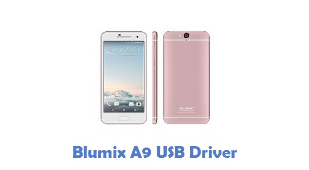 Blumix A9 USB Driver