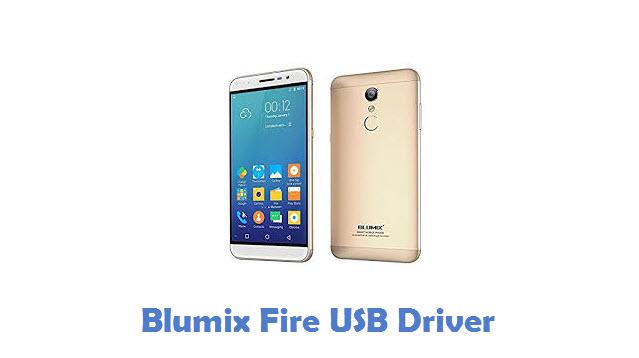 Blumix Fire USB Driver