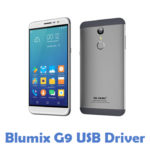 Blumix G9 USB Driver